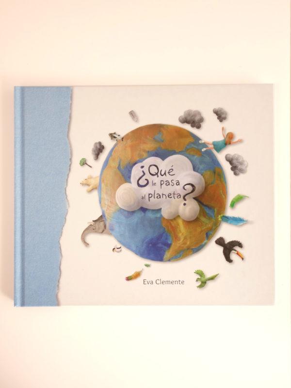 Libro ¿Qué le pasa la planeta