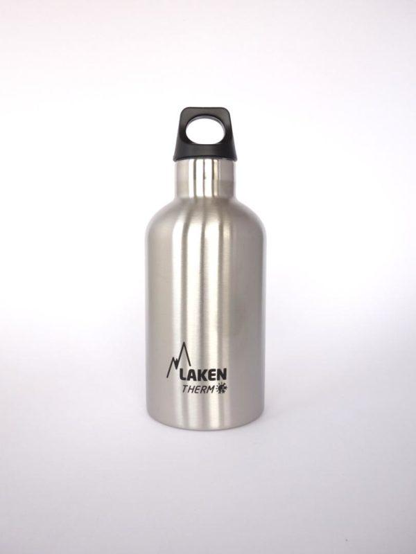 Botella termica acero inox Laken