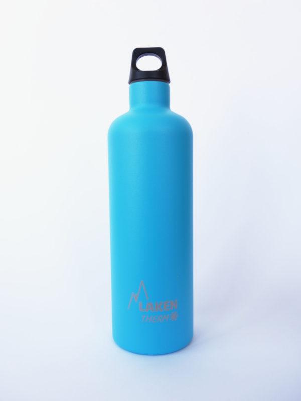 Botella termica acero inox Laken 750ml Azul