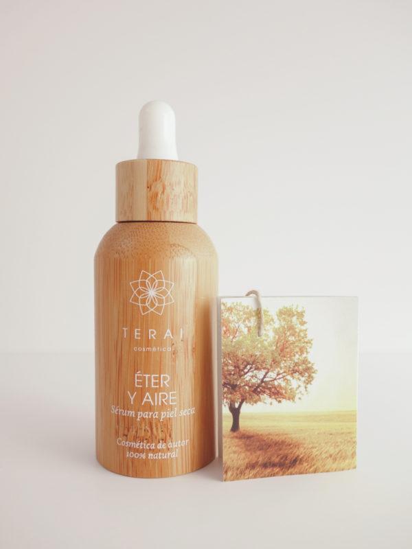 Serum facia piel secal Eter y Aire Terai 3