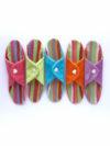 Salvaslip de tela de algodon organico colores 2