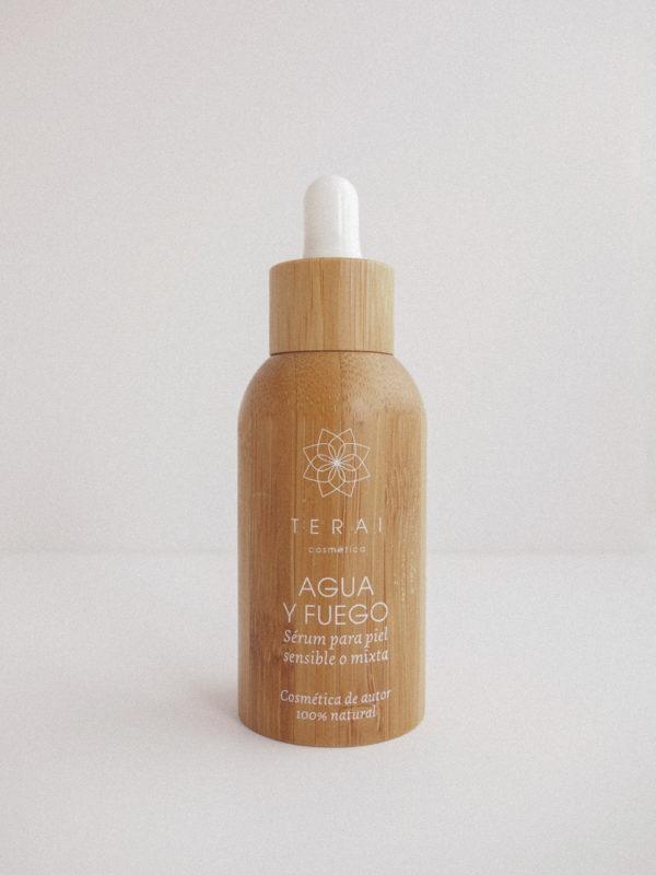 Serum facial Agua y Fuego 1