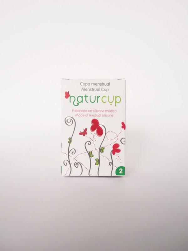 Copa menstrual talla 2