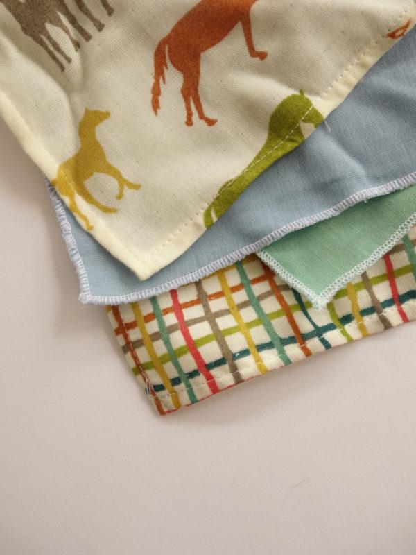 Pañuelos de tela infantil