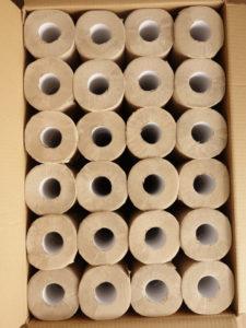 Papel higiénico reciclado sin plastico