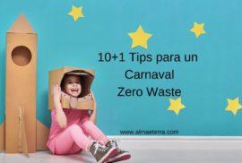 Carnaval Zero Waste sin plástico