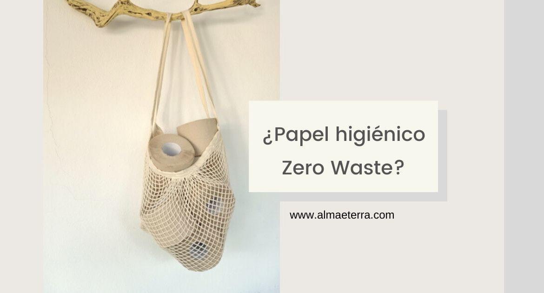 Existe papel higienico zero waste