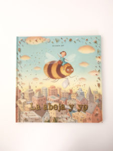 Cuento La abeja y yo 1