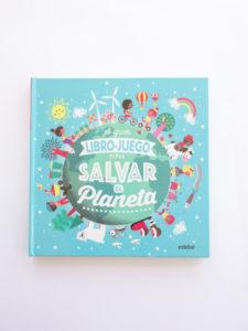 El gran libro juego para salvar el planeta