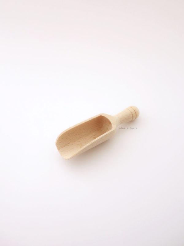 Pala de madera