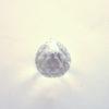 Esfera de vidrio facetada