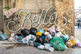 Alternativas a las bolsas de la basura de plastico