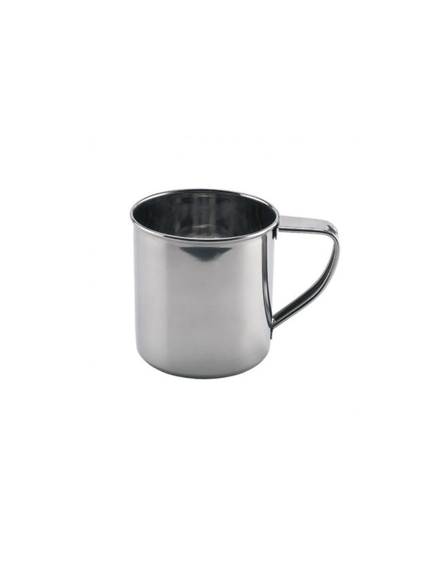 Taza de acero inoxidable 400ml