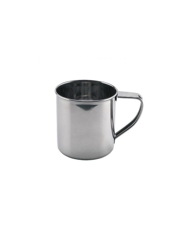 Taza de acero inoxidable 400ml