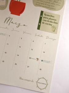 Proyecto Calendario Zero Waste