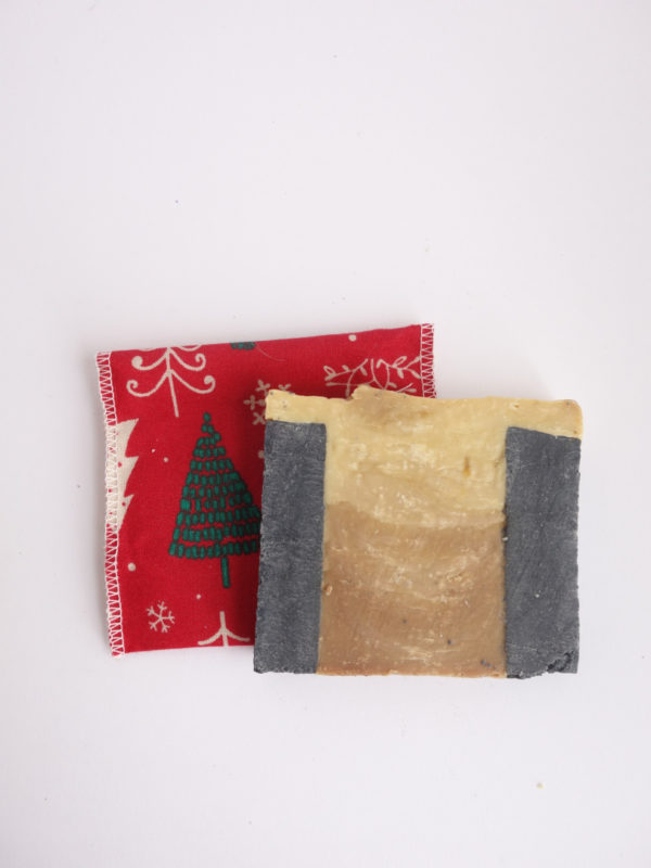 Jabón Calabaza Spice y Carbón Activado