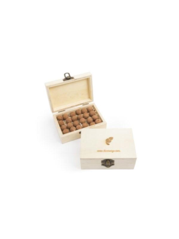 caja de 24 bolas de semillas diverango