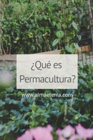 Permacultura. Biodiversidad. Agricultura regenerativa. Empezar un huerto. Agricultura ecológica