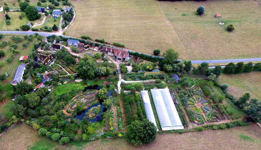 Permacultura. Agricultura ecologica, biodiversidad. Conservación de semillas.