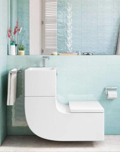 aprovechamiento aguas grises lavabo e inodoro