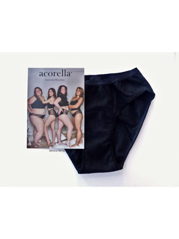 Braga menstrual Acorella Iris
