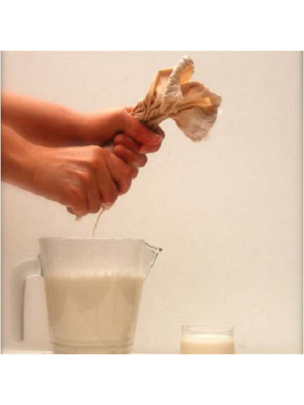Bolsa hacer leche vegetal 1