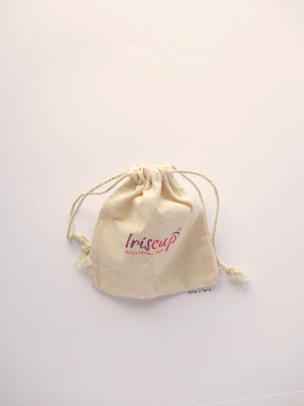 copa menstrual Iriscup menstruacion cero residuos alma e terra